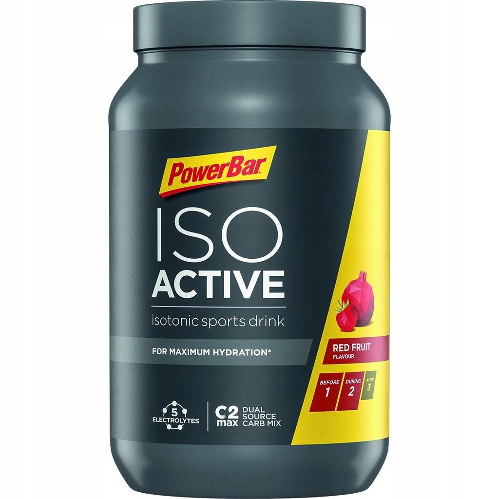 Odżywka PowerBar IsoActive owocowy 1320ml