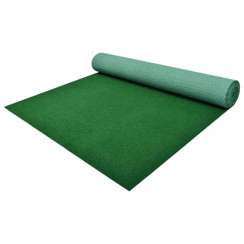 Sztuczna trawa, spód z wypustkami, PP, 5x1,33 m, z