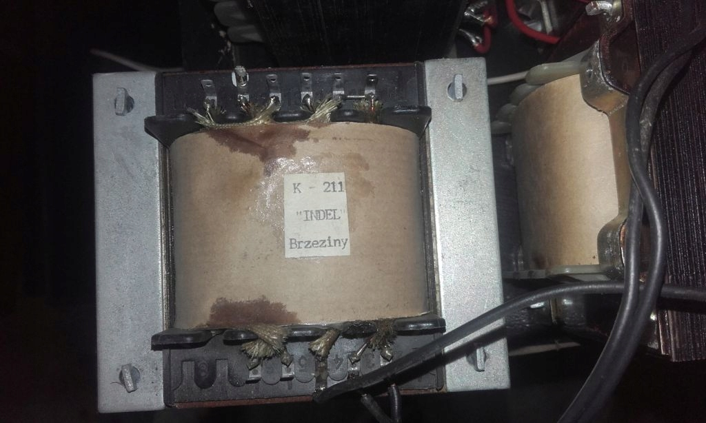 Transformator głośnikowy ZATRA INDEL K-211 ELTRON