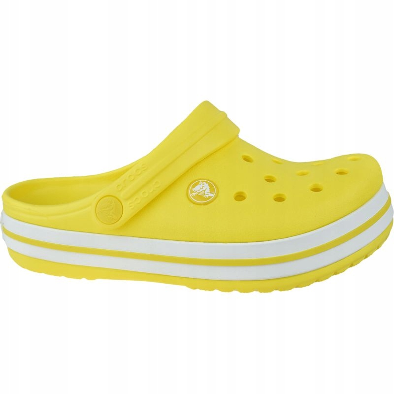 Klapki Crocs Crocband Clog K Jr 204537-7C1 34/35