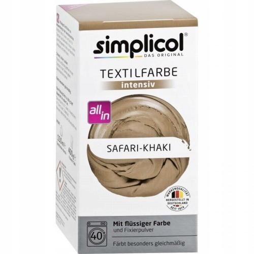 Safari-Khaki barwnik do tkanin Simplicol