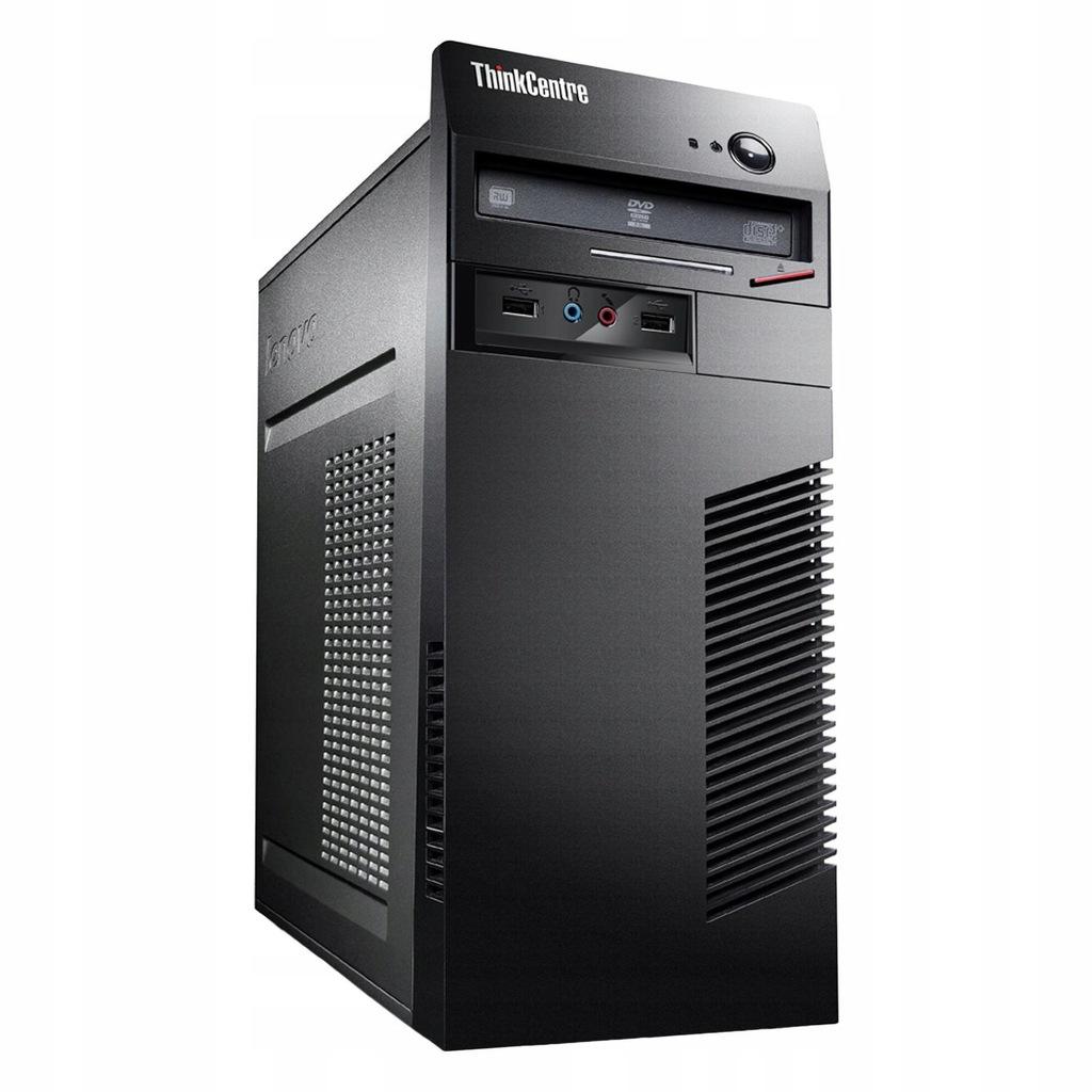 LENOVO M79 AMD A8-6500B 4GB 500GB RW TOWER W8P