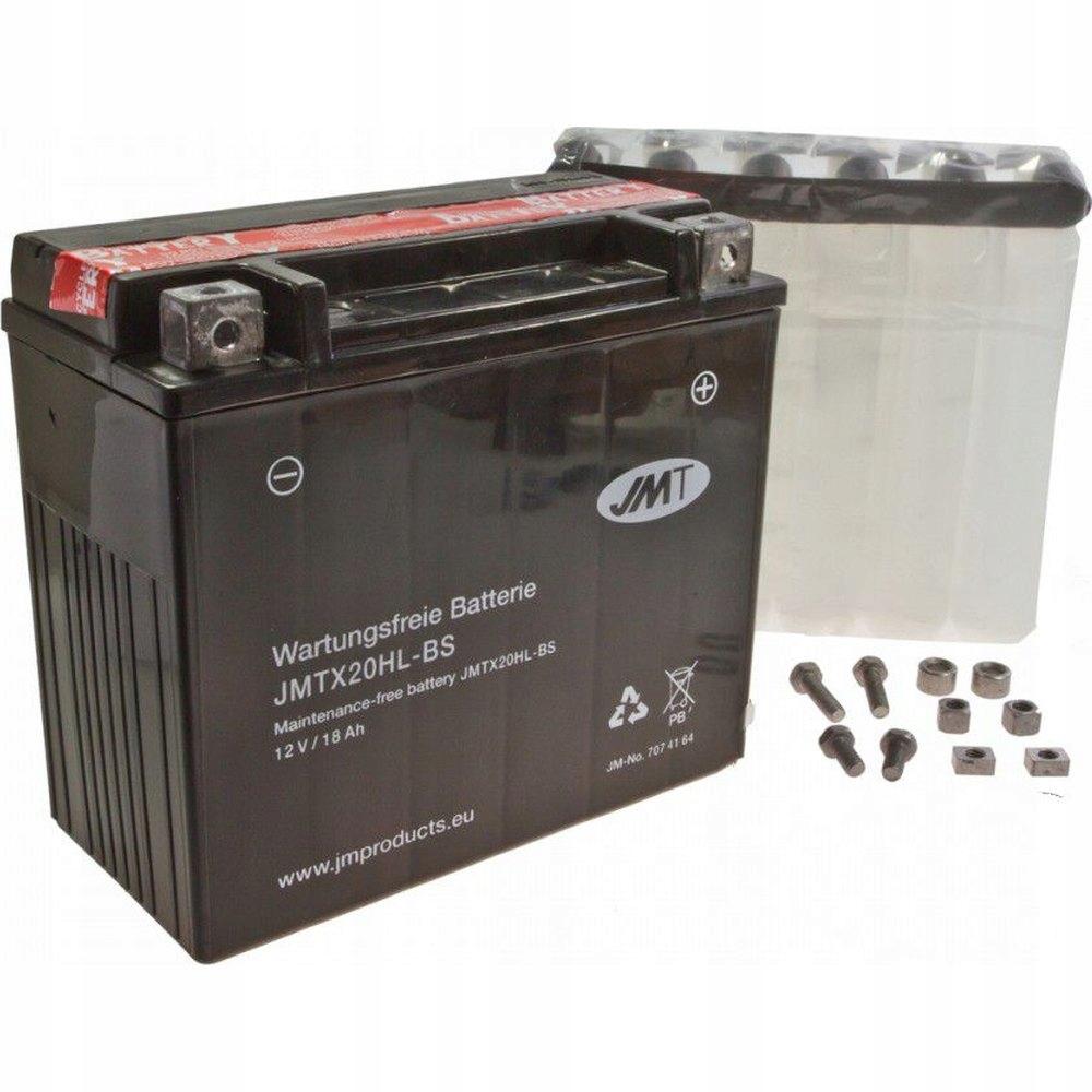 Akumulator JMT CAN-AM Outlander 650 XT 2010