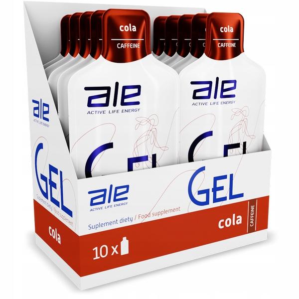 Żel Energetyczny ALE x10