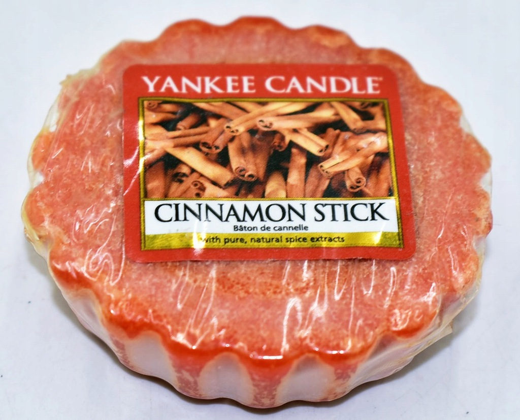 5639-46 YANKEE CANDLE.. k#o WOSK ZAPACHOWY CYNAMON