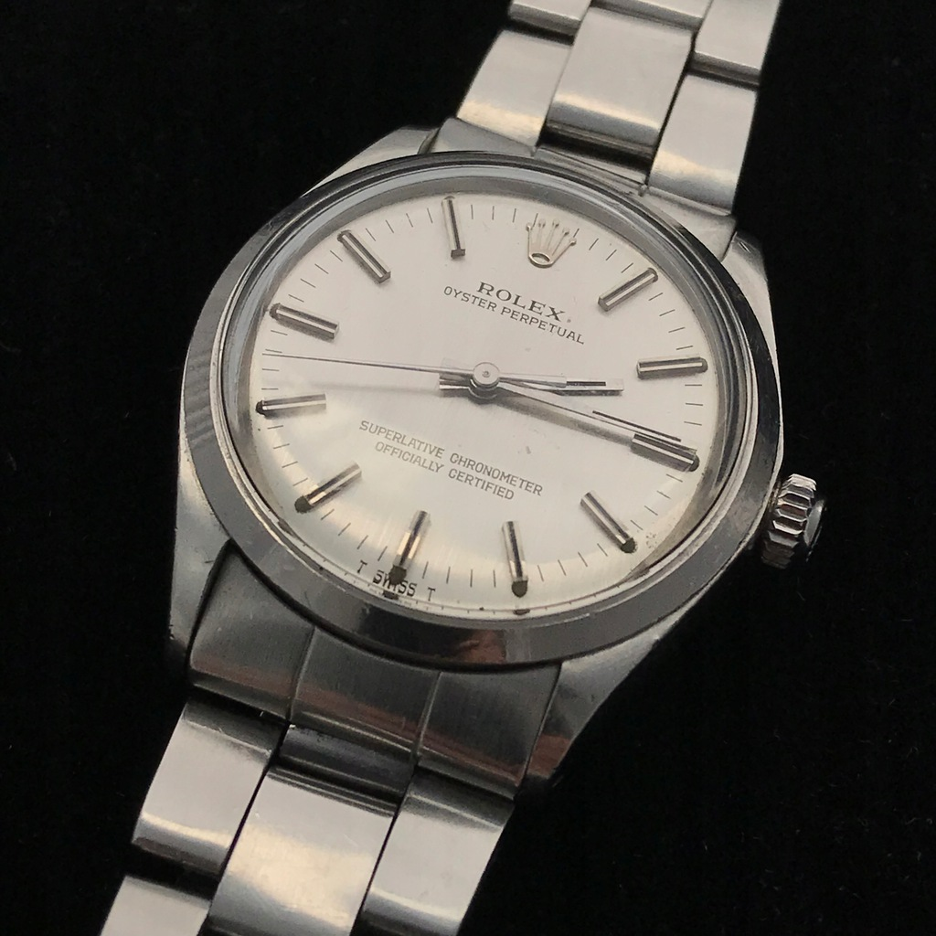 Rolex Oyster Perpetual Ref 1002, Cal 1570, 1972r.
