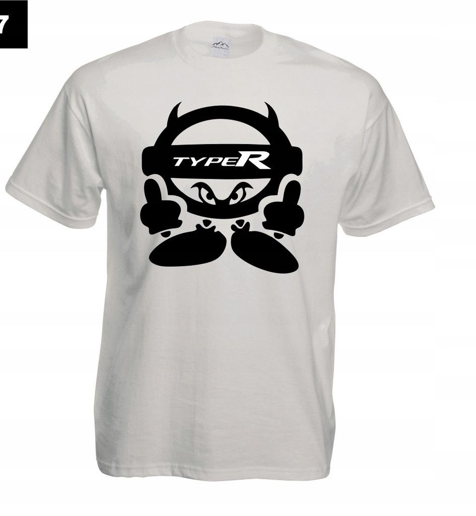 Koszulka Diabeł TYPE R rozm.XL MT387