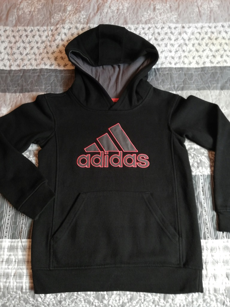 Bluza Adidas chłopięca 134