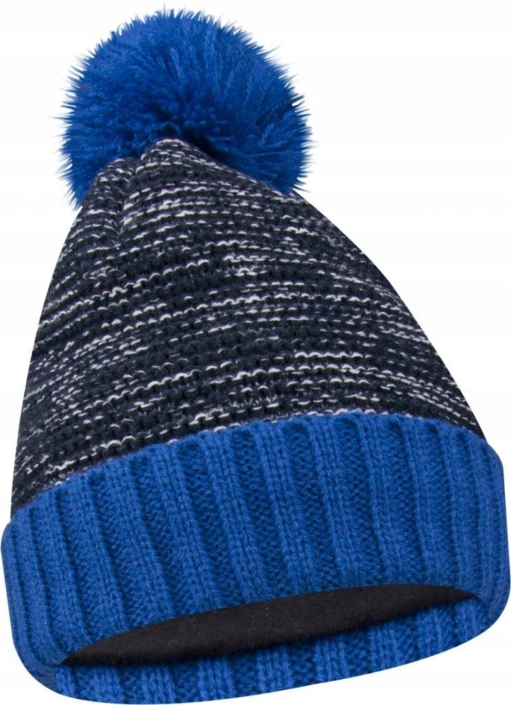 czapka zimowa chłopczyk 50-52