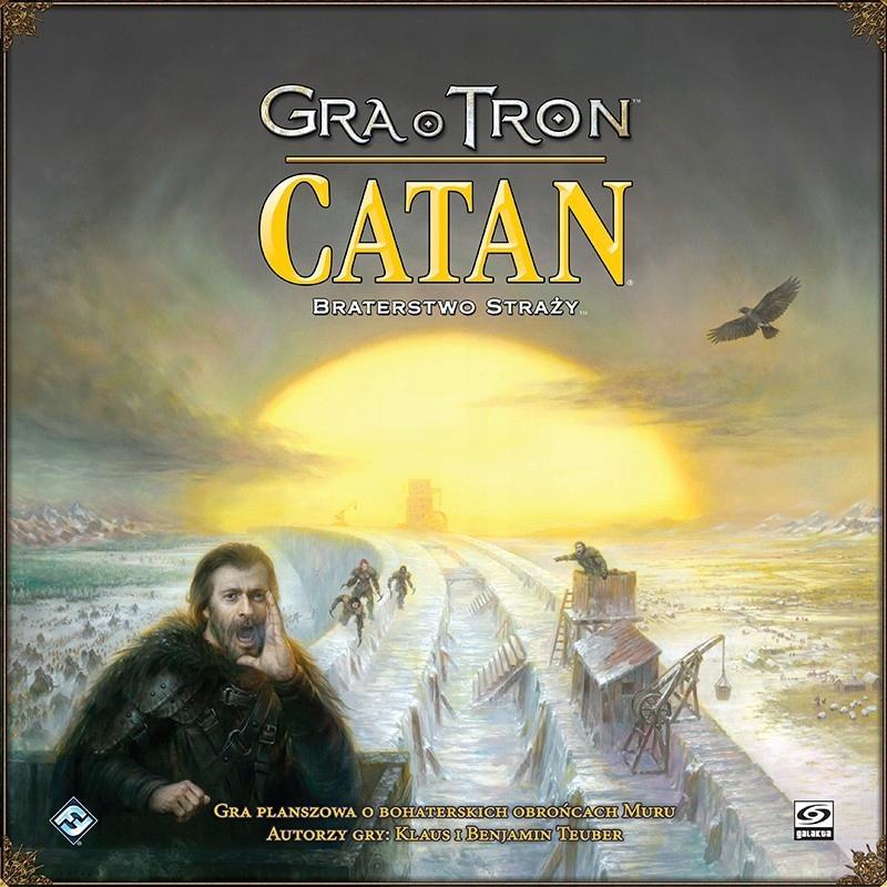 Gra Catan - Gra o Tron