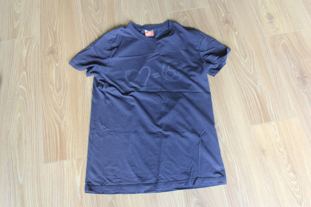 Koszulka PUMA I love football rozmiar M