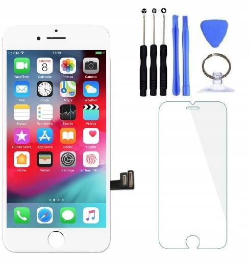 Wyświetlacz Ekran LCD Dotyk Ramka iPhone 7 Biały