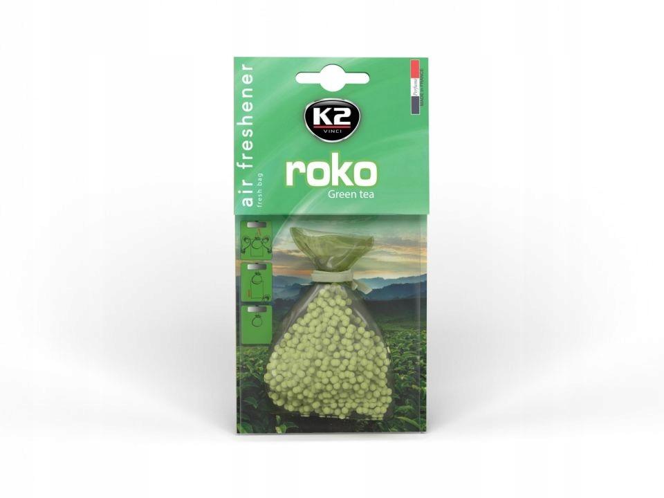 K2 zapach Roko GREEN TEA