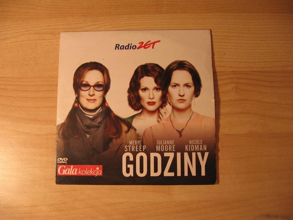 FILM DVD GODZINY