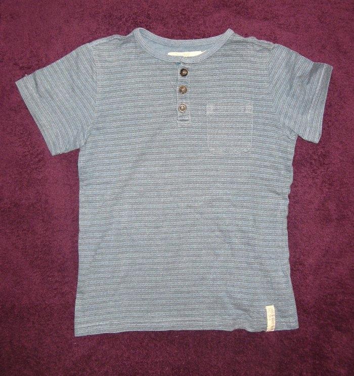 H&M - T-shirt chłopięcy 122/128