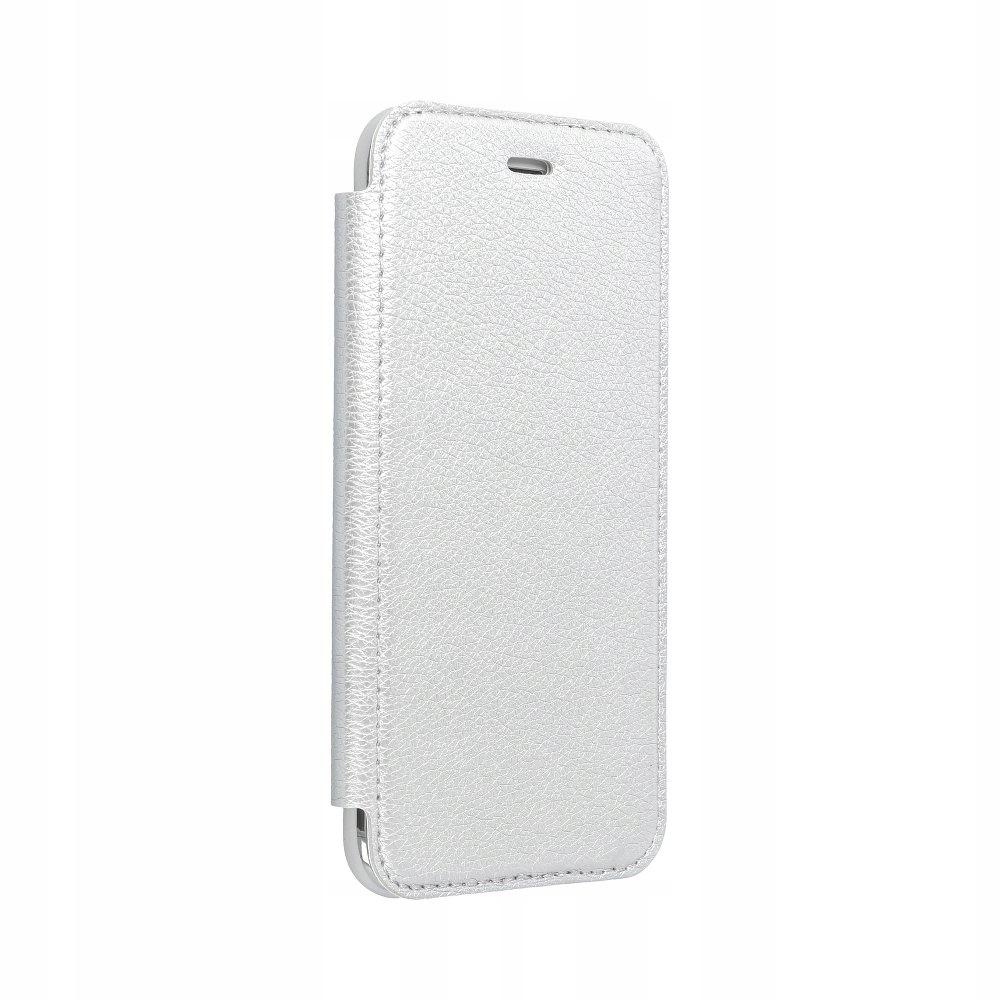 Etui ELECTRO BOOK IPHONE 6 +/6S + srebrny