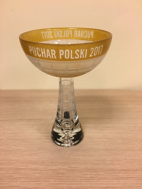 PUCHAR POLSKI CHEMIKA POLICE 2017