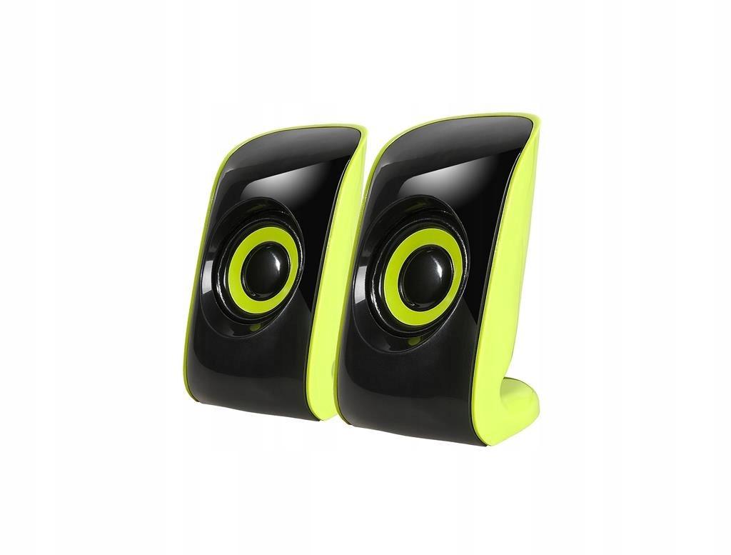 TRACER Głośniki 2+0 CHRONOS c/z USB