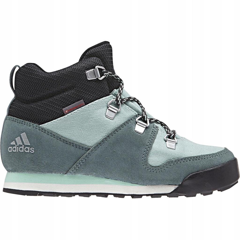 adidas climawarm buty czarne primaloft