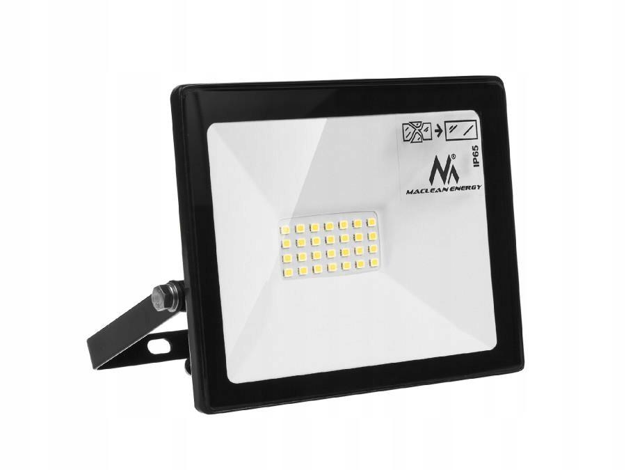 Naświetlacz LED Maclean Energy MCE520 NW slim