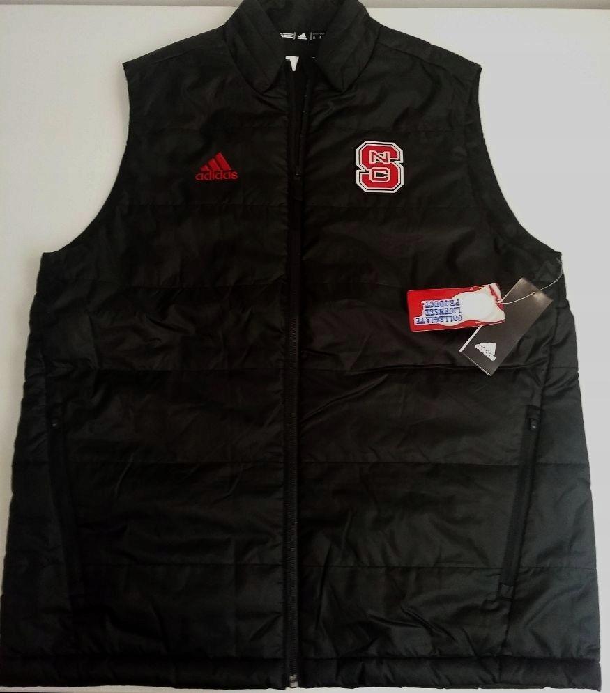 Bezrękawnik kamizelka Adidas NCAA NCState z USA XL