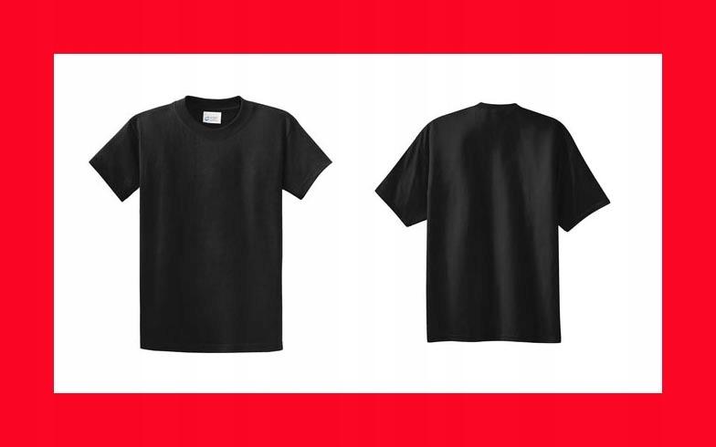 T-shirt Heavy Duty P&C USA 100% bawełna r. M