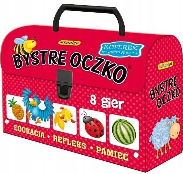 KUFEREK - BYSTRE OCZKO, ADAMIGO