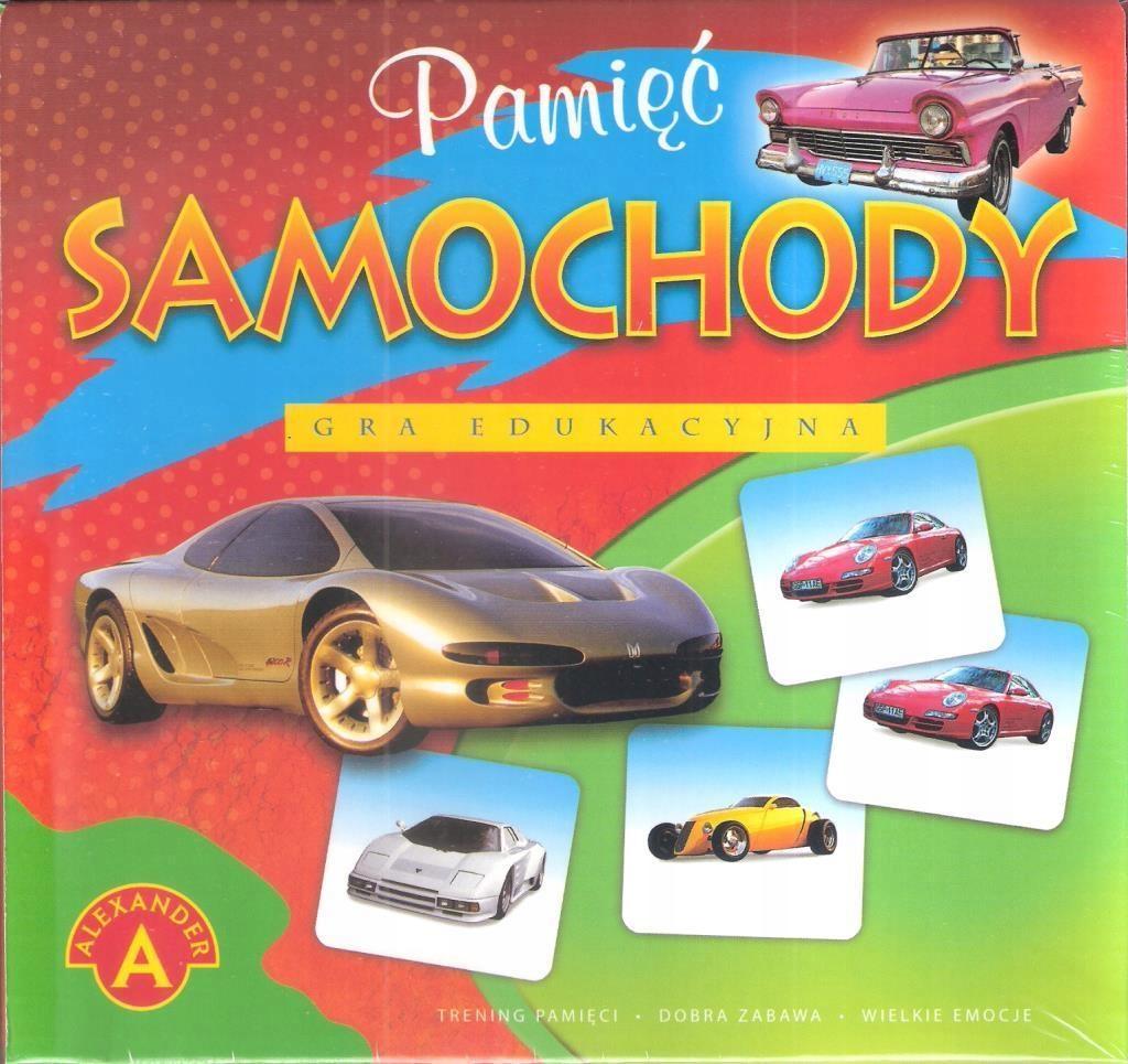 PAMIĘĆ - SAMOCHODY ALEX, ALEXANDER