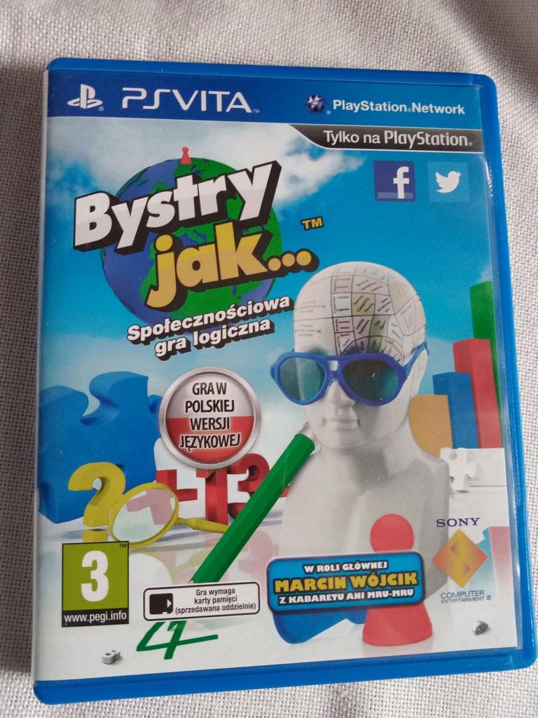 Bystry Jak... PL PS Vita okazja zobacz moje gry