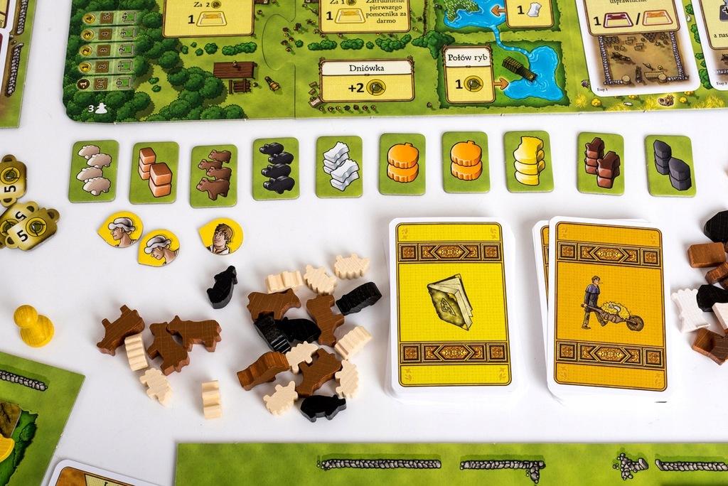 Lacerta Gra Agricola Wersja Dla Graczy 9427621116 Oficjalne Archiwum Allegro