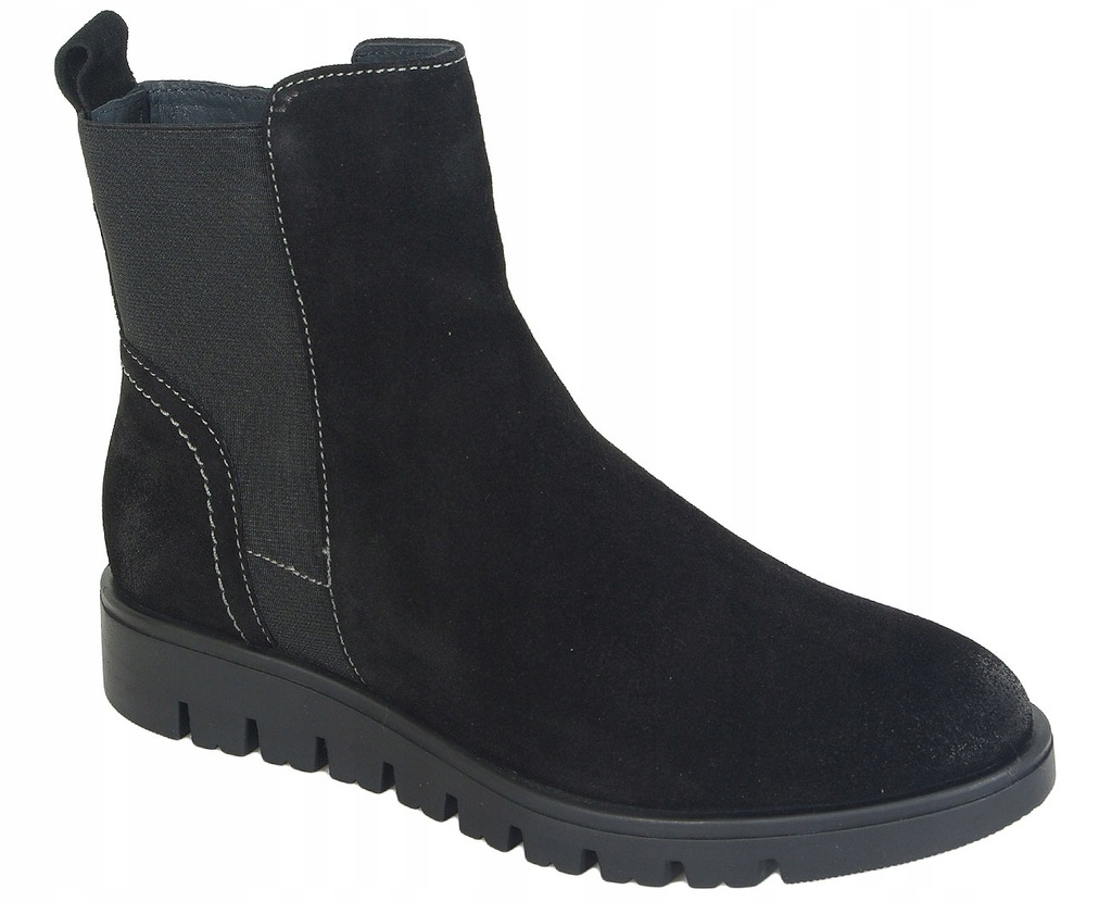 Gioseppo 41450 Black botki 34
