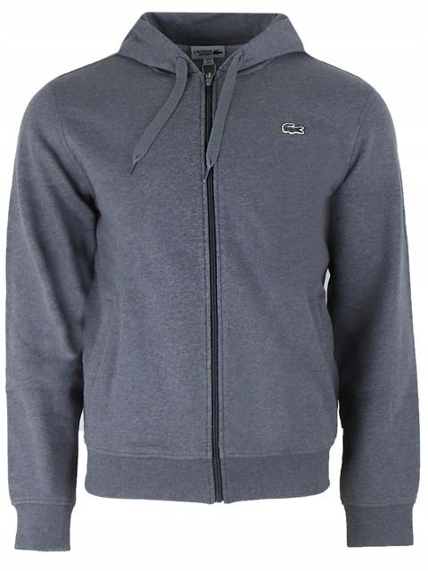 Bluza Męska Lacoste SH1551-GY2 - XXL