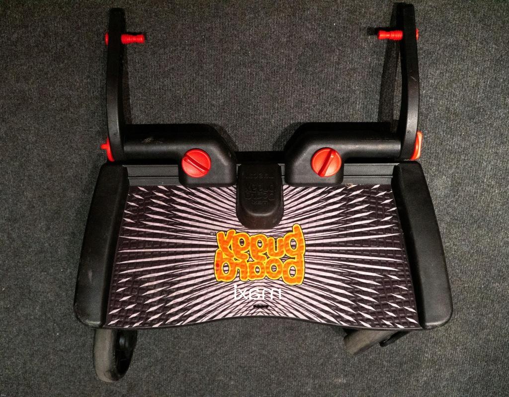 Dostawka BuggyBoard-Maxi Lascal+ mocowania