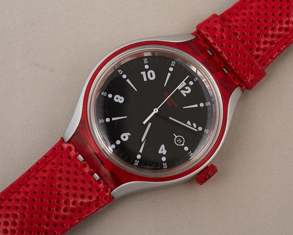 Okazja! Zegarek Swatch dla koneserów