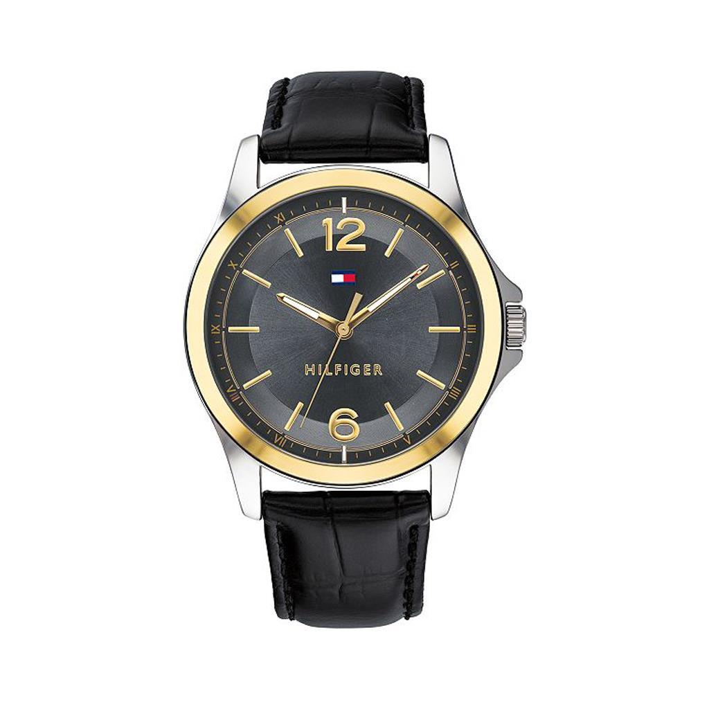 Tommy Hilfiger zegarek męski czarny