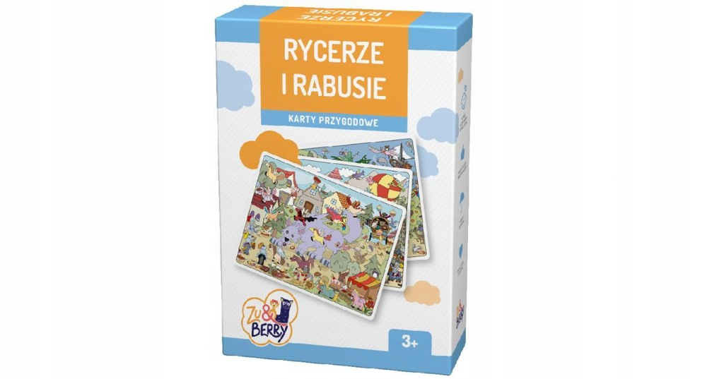 RYCERZE I RABUSIE, TREFL