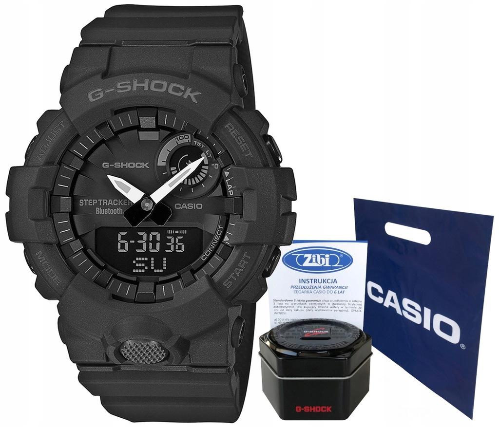 Zegarek dla chłopca Casio G-SHOCK GBA-800-1AER