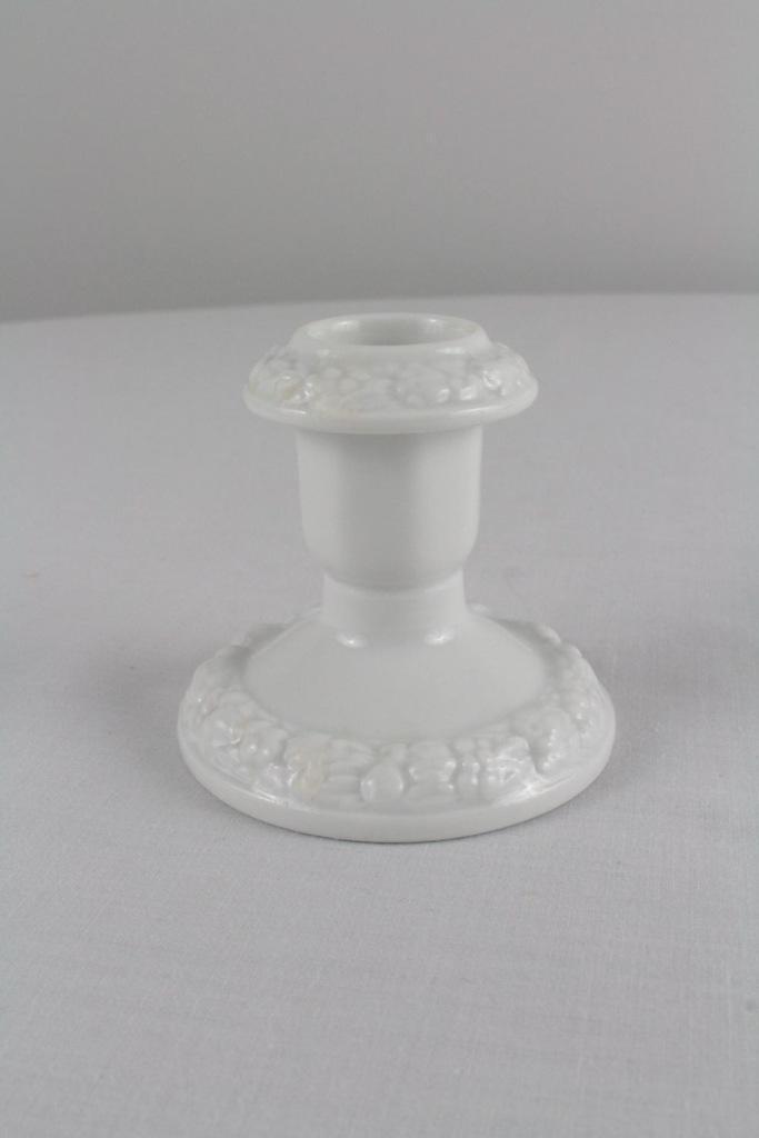 Rosenthal biała Maria - świecznik x2