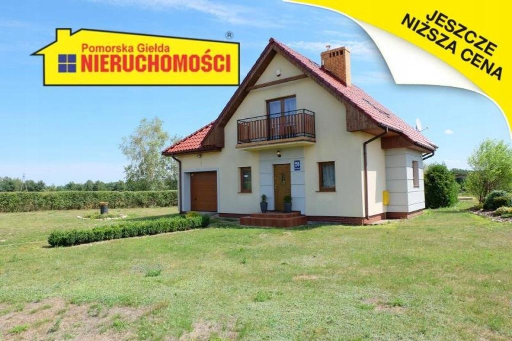 Dom, Trzesieka, Szczecinek (gm.), 121 m²