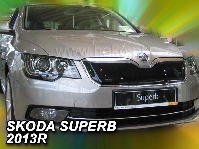 Osłona zimowa SKODA SUPERB II 4/5D od 2013r.