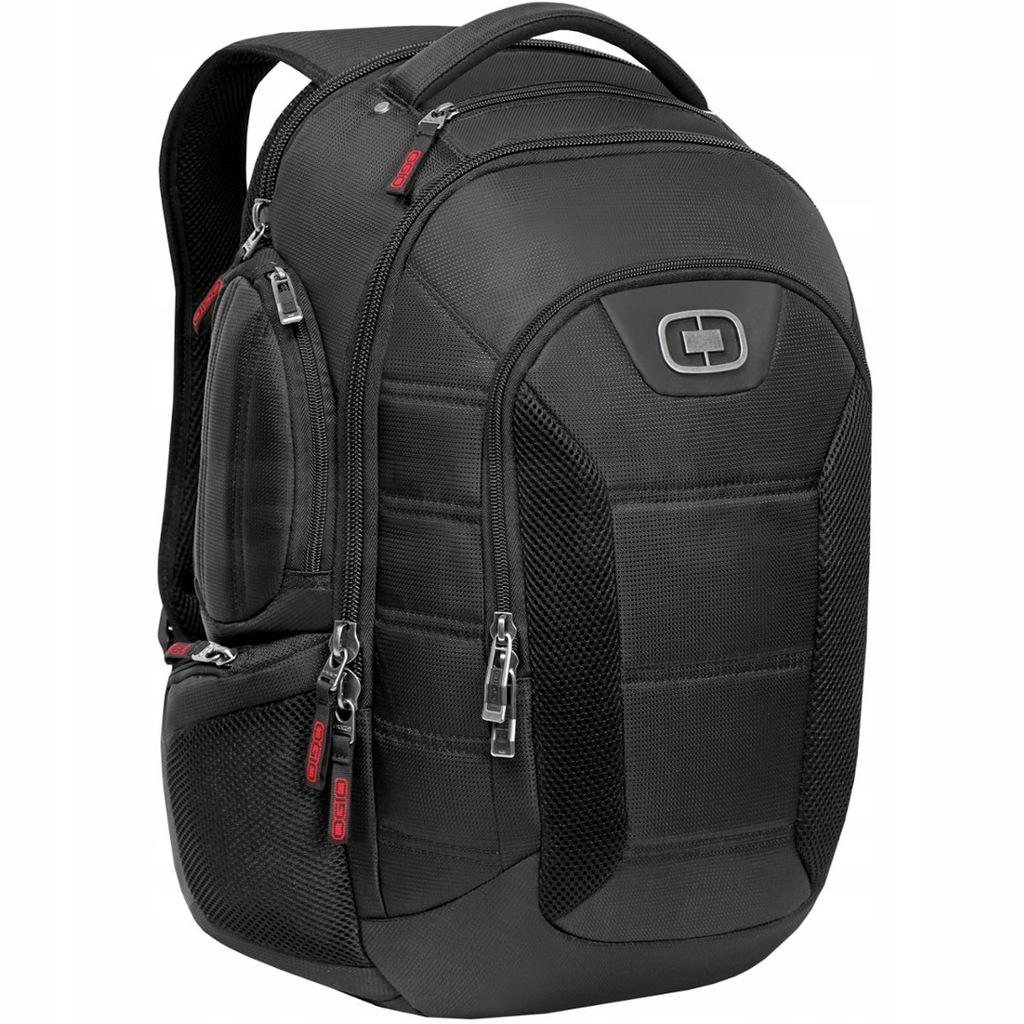 Plecak miejski OGIO BANDIT na laptop 40L Black