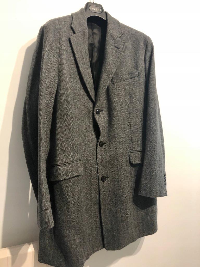 Płaszcz wełniany Massimo Dutti, rozmiar 44 (54)!