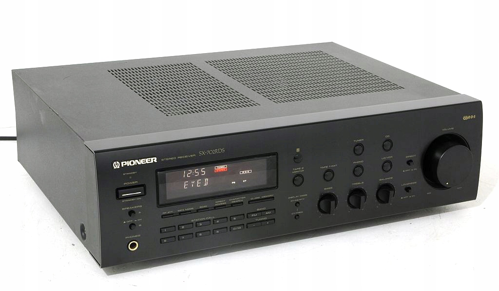PIONEER SX-702RDS TOPOWY AMPLITUNER STEREO RDS