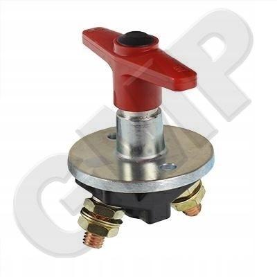 Wyłącznik odłącznik masy prądu 12/24V 200-500A