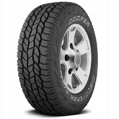 2x Cooper Discoverer AT3 4S 265/70R16 112T