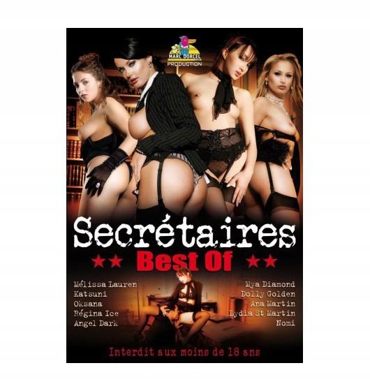 DVD Marc Dorcel - Best Of Secretaries