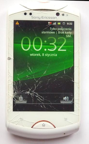 Sony Ericsson Live With Walkman Uszkodzony 8301248926 Oficjalne Archiwum Allegro