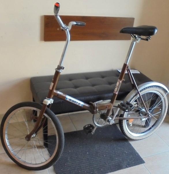 rower ROMET WIGRY 3