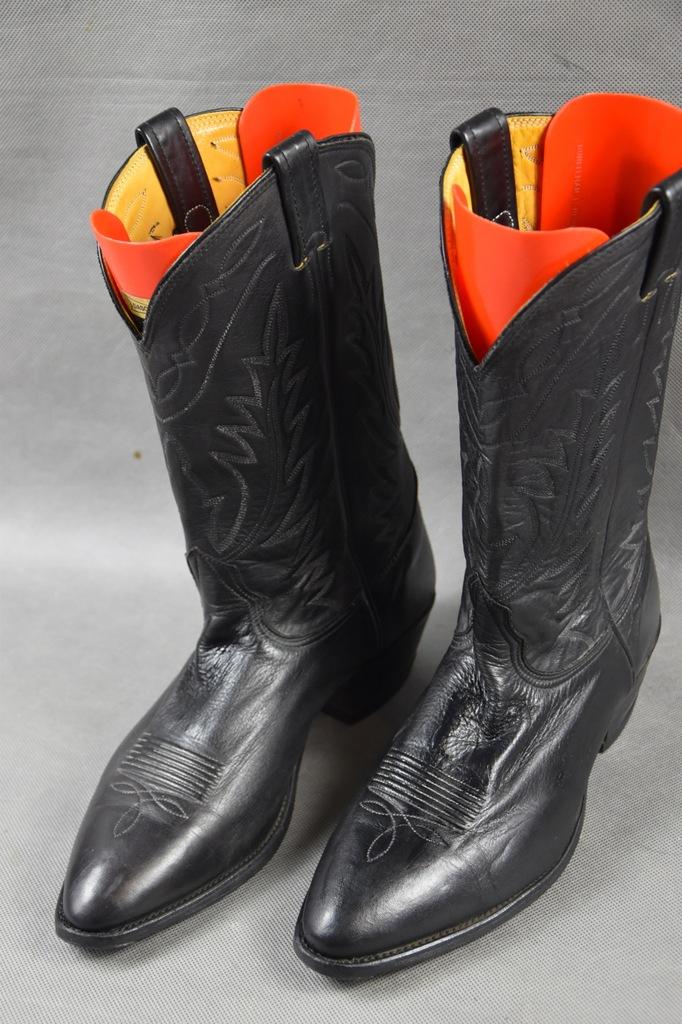 Nacona boots kowbojki skórzane r.10/45/28,5cm