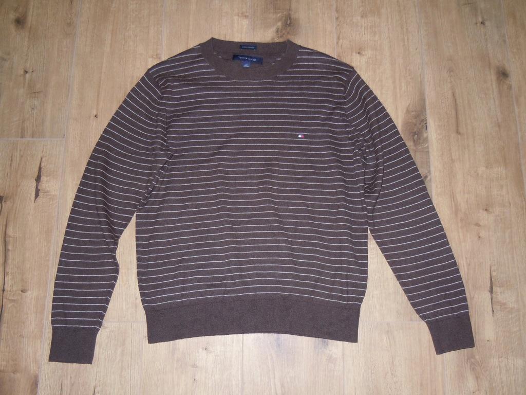 TOMMY HILFIGER sweter r.S